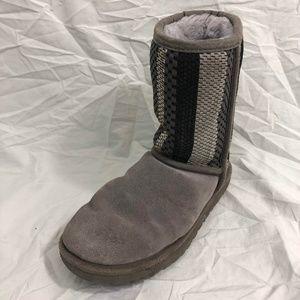 Ugg Australia Classic Short 1010551 Boots Sz 5